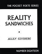 Reality sandwiches, 1953-60.