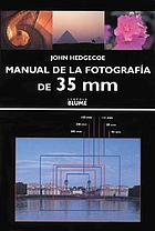 Manual de la fotografía de 35 mm