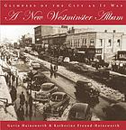 A New Westminster album : glimpses of the city as it was