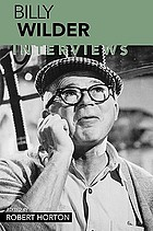Billy Wilder : interviews