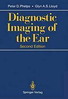 Diagnostic imaging of the ear