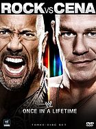 Rock vs Cena : once in a lifetime.