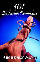 101 leadership reminders