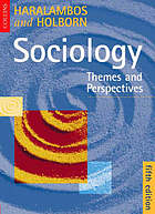 Sociology : themes and perspectives.
