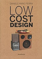 Low cost design. vol. 1
