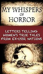 My whispers of horror.