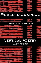 Vertical Poetry : last poems