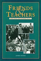 Friends & teachers : Hong Kong and its people, 1953-87