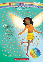 Chloe, the topaz fairy