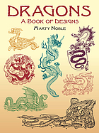 Dragons : a book of designs
