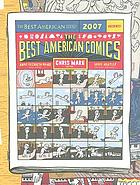 The best American comics. 2007