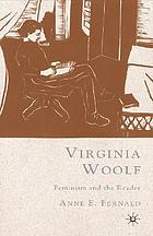 Virginia Woolf : feminism and the reader