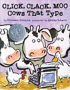 Click, clack, moo : cows that type