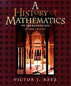 A history of mathematics : an introduction