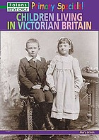 Children living in Victorian Britain