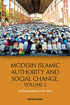 Modern Islamic authority and social change