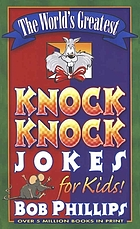 The world's greatest knock knock jokes for kids!