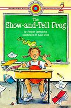 Show-and-tell frog