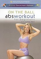 On the ball absworkout for beginners