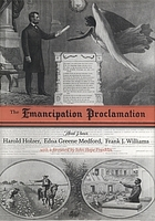 The Emancipation Proclamation : three views (social, political, iconographic)