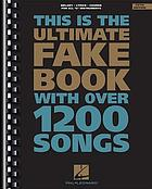 This is the ultimate fake book : melody, lyrics, chords for all 'C' instruments.