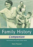 Family history companion : fast-forward your family history search