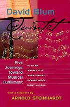 Quintet : five journeys toward musical fulfillment