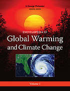 Encyclopedia of global warming and climate change / 1 [A - E].