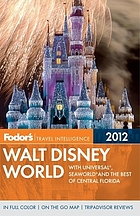 Walt Disney World 2012.
