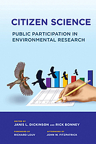 Citizen science : public participation in environmental research