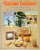 Wartime cookbook : food and recipes from the Second World War, 1939-45