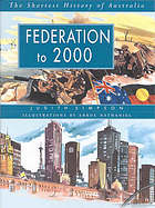 Federation to 2000