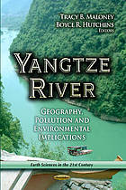 Yangtze River : geography, pollution and environmental implications