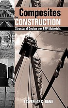 Composites for construction : structural design with FRP materials