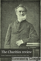 The Charities review.