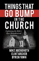 Things that go bump in the church