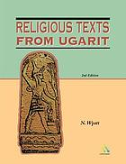 Religious texts from Ugarit