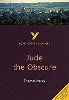 Jude the obscure / Thomas Hardy : note