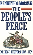 The people's peace : British history since 1945