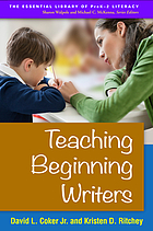 Teaching beginning writers