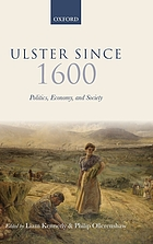 Ulster since 1600 : politics, economy, and society