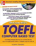 McGraw-Hill's TOEFL computer-based test