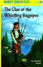 The clue of the whistling bagpipes.