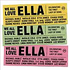 We all love Ella : celebrating the first lady of song.