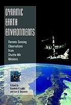 Dynamic earth environments : remote sensing observations from Shuttle-Mir missions