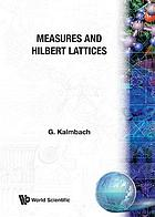 Measures and Hilbert lattices