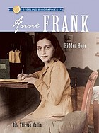 Anne Frank : hidden hope