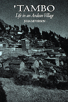 'Tambo : life in an Andean village