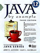 Java 1.2 by example