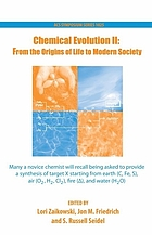 Chemical evolution II : from the origins of life to modern society